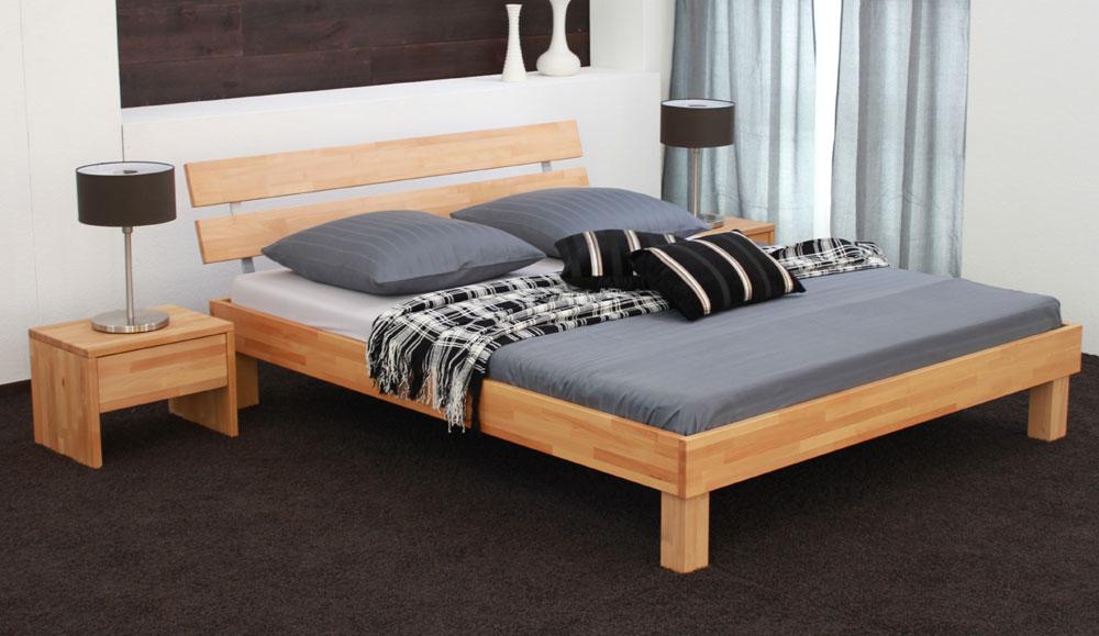 schlafen bettgestell hasena massivo 90x200 cm. Black Bedroom Furniture Sets. Home Design Ideas