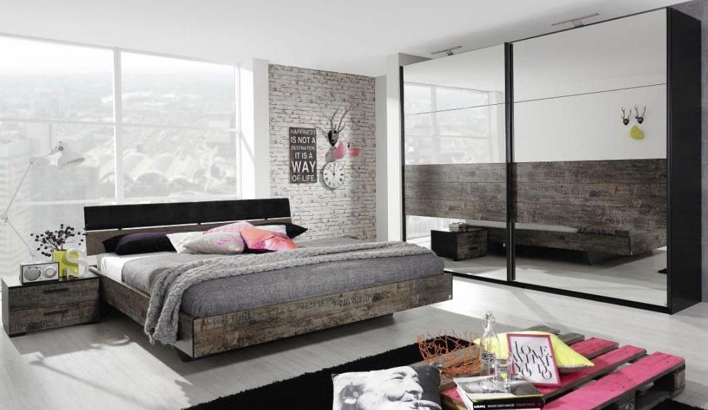 Schlafzimmer Sumatra