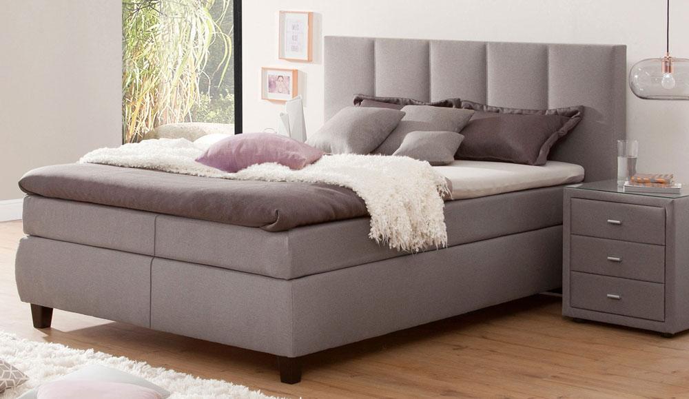 schlafen boxspringbett tommaso 3. Black Bedroom Furniture Sets. Home Design Ideas
